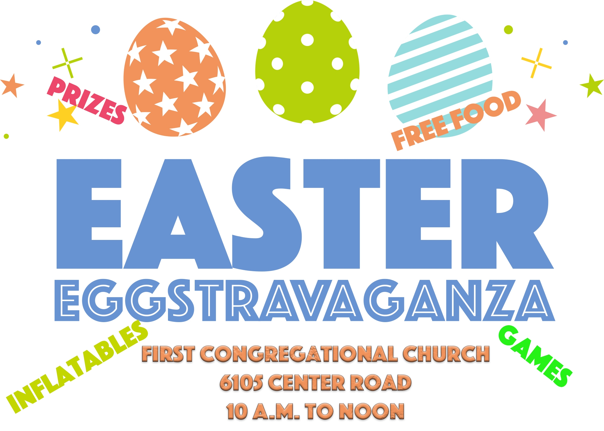 FCC Eggstravaganza Egg Hunt